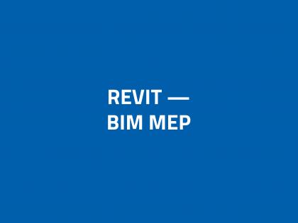 REVIT – BIM MEP