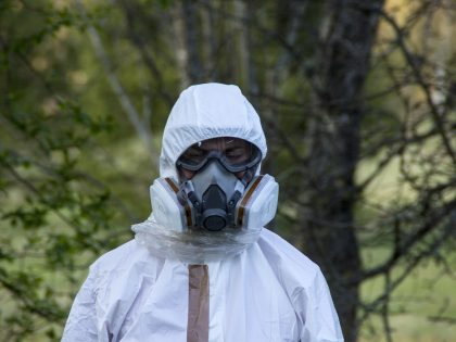 Addetti alle attività di bonifica amianto