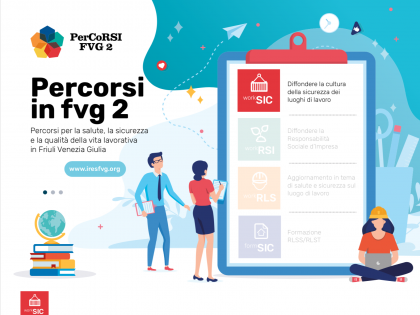 PERCORSO IN FVG2: Il ruolo del medico competente all'interno di un'impresa: modalità di confronto tra le figure